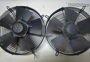 Ventiladores / Extratores industrias monofásicos
