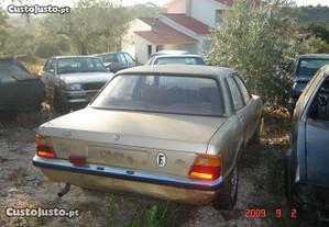 Peças Ford Taunus MK4