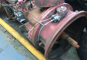 Caixa renault V 18 Intarder renault camião tractor