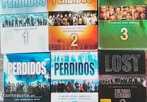 Perdidos - Temporadas 1-6 / Lost TV Series (36DVD)