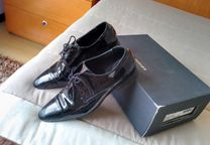 Sapatos verniz preto n