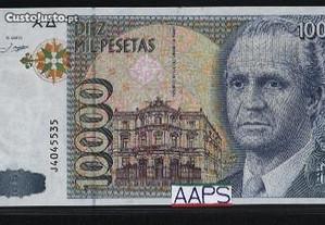Espadim - Nota de 10.000 Pesetas de 1992 - Espanha