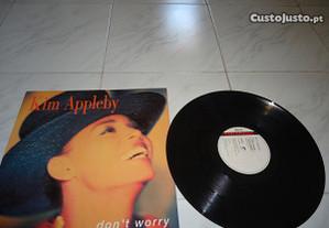 Disco lp Kim Appleby