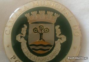 Medalha. Câmara Porto Santo