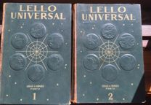 Lello universal 2 volumes