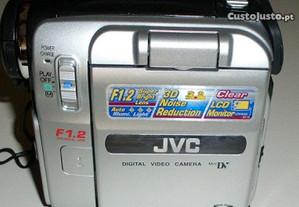 Câmara Digital Vídeo - JVC GR-DX97e
