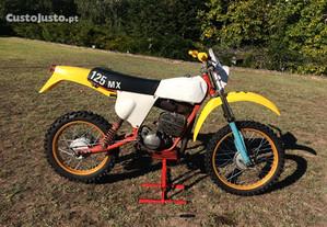 Motocross 125 vintage