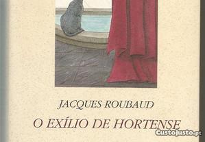 Jacques Roubaud - o exílio de Hortense