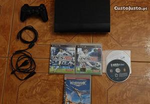 Consola Sony Playstation 3 / ps3 + jogos