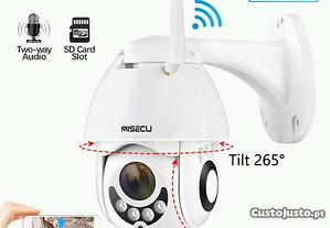 Câmera IP 1080 HD exterior
