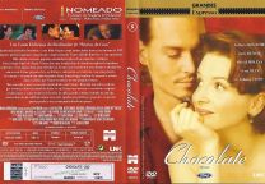 Chocolate Johnny Depp, Juliette Binoche, Alfred