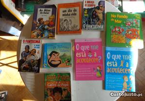 Livros diversos infantis
