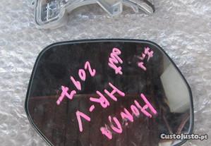 vidro + pisca de espelho DT honda HR-V II (RU)