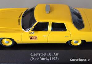 1:43 Táxis do Mundo CHEVROLET Bel AIR Nova Iorque