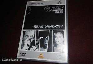 DVD-Rear Window/Hitchcock-Sem legendas PT