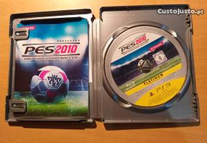 Pro Evolution Soccer 2010 para PS3