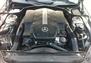 Motores Usados Mercedes com garantia 12 meses