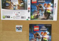 Nintendo 3DS: Lego Jurassic World