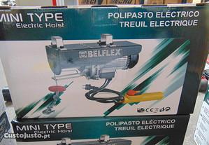 Guincho Eletrico Belflex de 400 a 800Kg para Porti