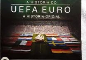 UEFA EURO - A História Oficial,colecção incompleta