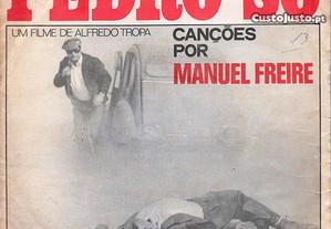 Manuel Freire - Pedro Só - Single