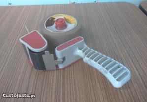 Dispensador Desenrolador de Fita Cola de Embalar