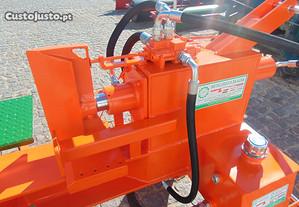 Rachador de lenha de trator 30 toneladas, com 40 l