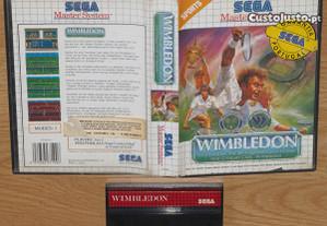 Master System: Wimbledon