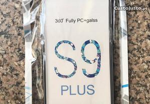 Capa de protecção completa 360º Samsung S9 Plus