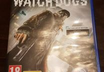 Capa Watch Dogs - PS4