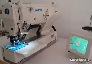Maquina de casear electrónica JACK T1790B