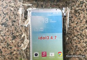 Capa de silicone para Alcatel Idol 3 (4.7