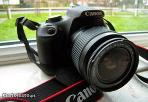Canon EOS 1200D + acessórios