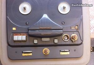 Gravador de Bobines Antigo Telefunkem