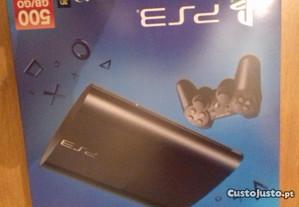 PlayStation 3 com 1 jogo