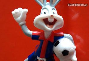 Boneco figura PVC Bugs Bunny