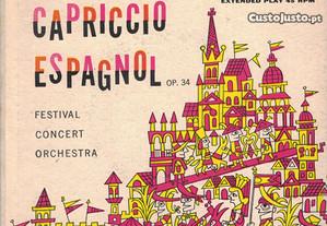 Festival Concert Orchestra Capricco Espagnol Op.