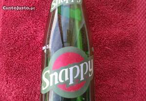 Garrafa antiga da SNAPPY