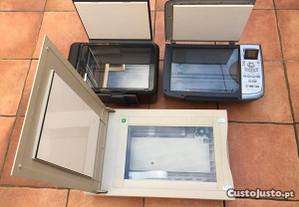 Impressoras e Scanner