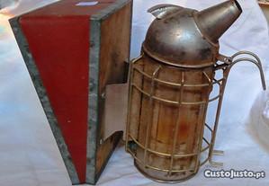 Fumigador Abelhas Vintage