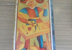 Baralho de cartas tarot