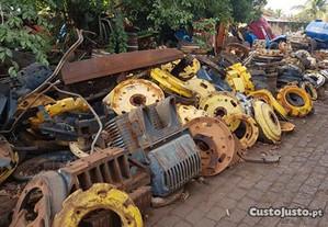 Tractor - Diversos Pesos para tractores