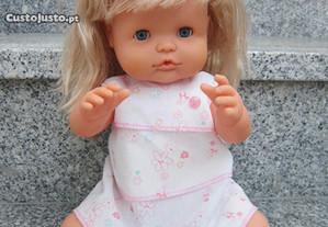boneca nenuco da Famosa 42cm