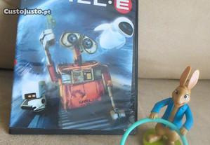 Personagem série Coelhos +Oferta DVD HALL.E Disney