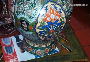 Antigo jarrão porcelana chinesa