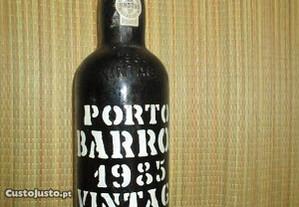 Vinho do Porto Barros Vintage 85