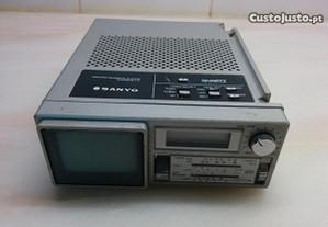 Despertador, Radio & Tv SANYO TPM2140
