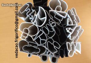 Borrachas de Vedação Portas de Frigorificos Arcas