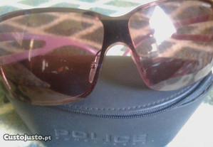 Oculos sol marca Police, senhora, novos, originais