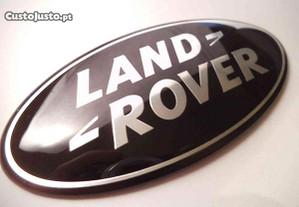 simbolos land rover preto concavo 105x53mm